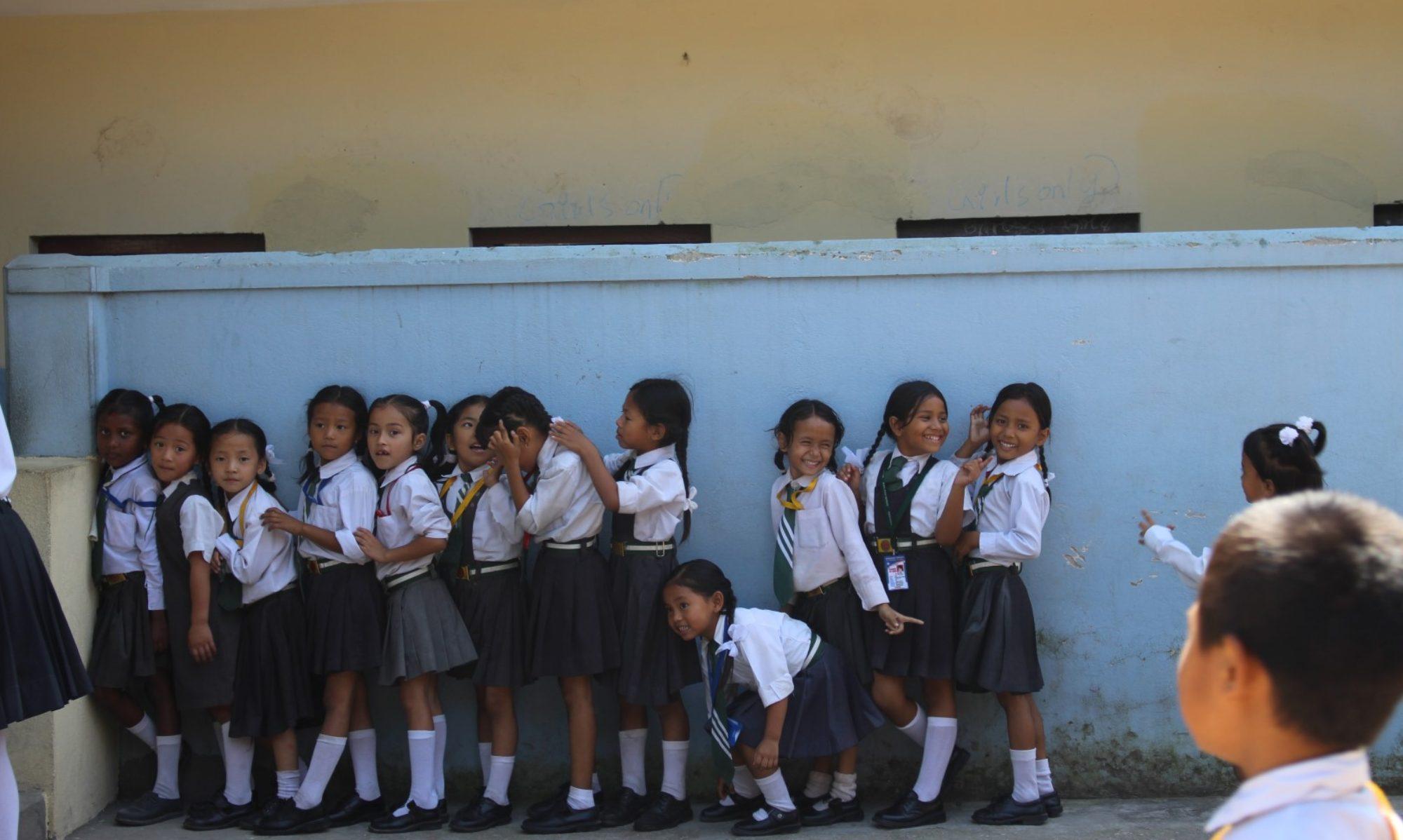 Fadderforeningen for Kailash Bodhi School